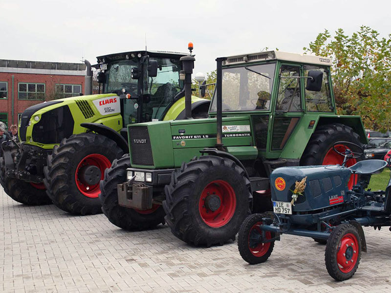 Land- und Baumaschinenmechatroniker/-in