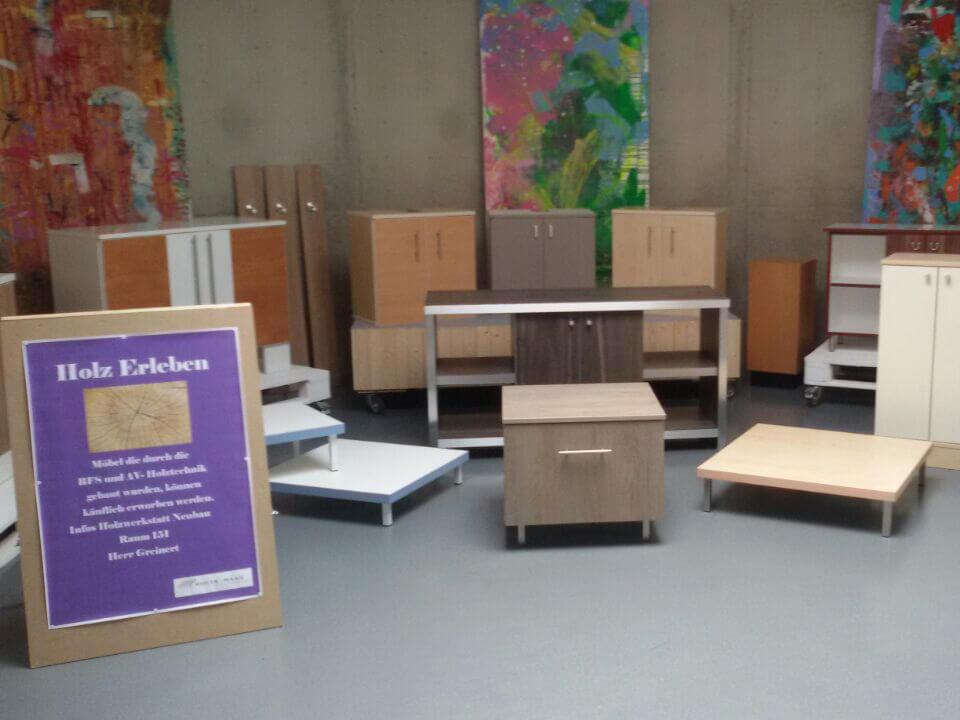 Projekte aus dem Kompetenzzentrum Holztechnik